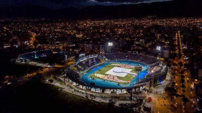 Argentina terminó en el cuarto lugar del medallero