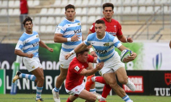 World Rugby confirmó a Argentina como sede del Mundial de Rugby M20...