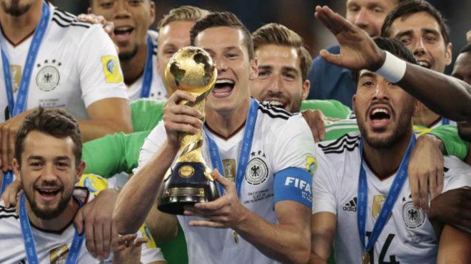 La maldición del campeón se ensañó con Alemania