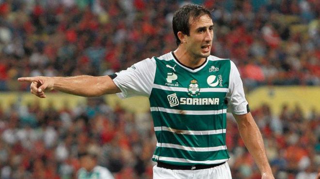 Carlos Izquierdoz se pone a las ordenes de Guillermo