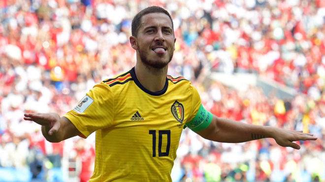 Belgica reaccionó y remontó un 0-2 ante Japón — En vivo