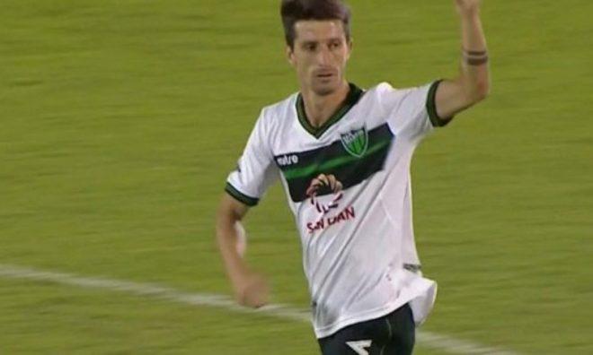 Su último club fue San Martín de San Juan.