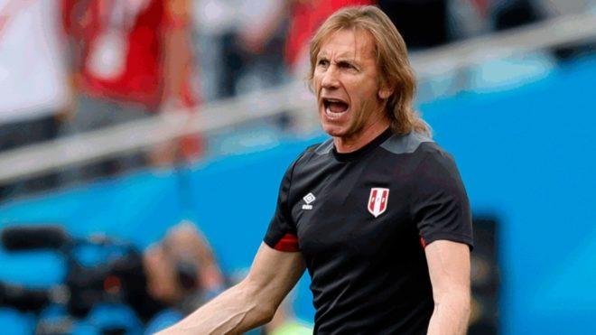 Gareca todavía no renovó su contrato con Perú