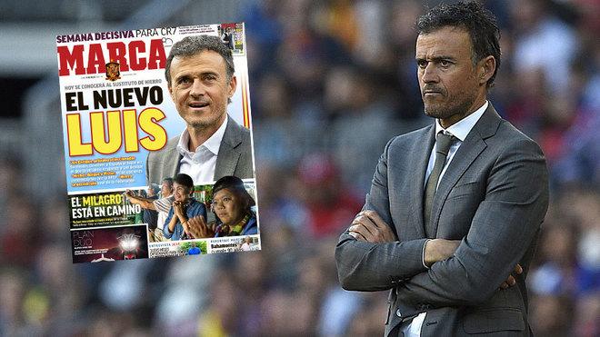 Luis Enrique estaría muy cerca de convertirse en nuevo seleccionador español