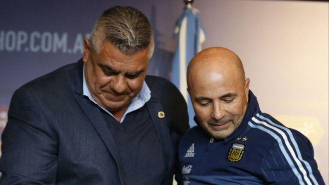 Sampaoli podría no seguir al mando de la selección argentina