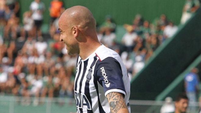 Santiago Silva buscara trasladar sus goles a Gimnasia