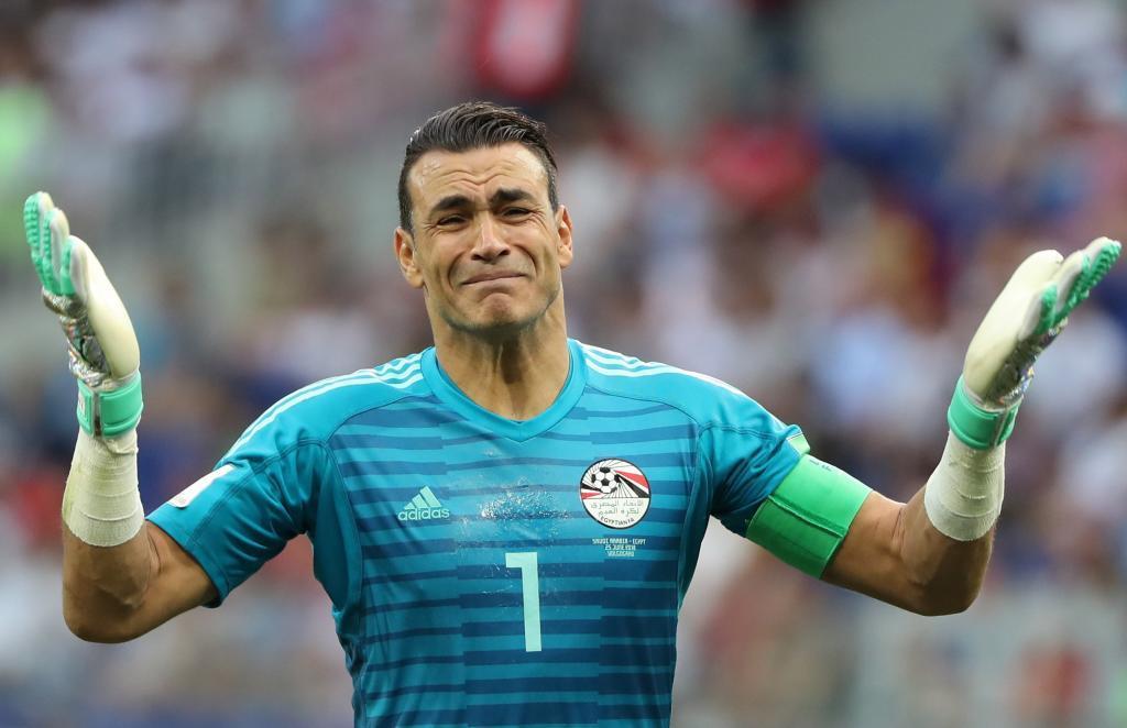 Mundial 2018 | El Hadary debuta con 45 años... ¡y se para un penal!