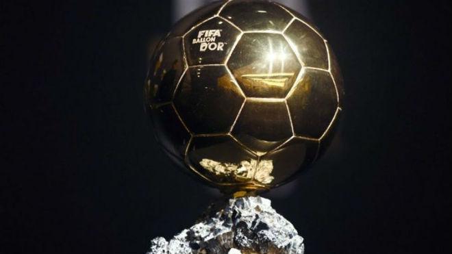El Balón de Oro.