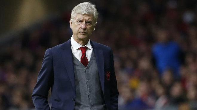Wenger, exentrenador del Arsenal inglés.