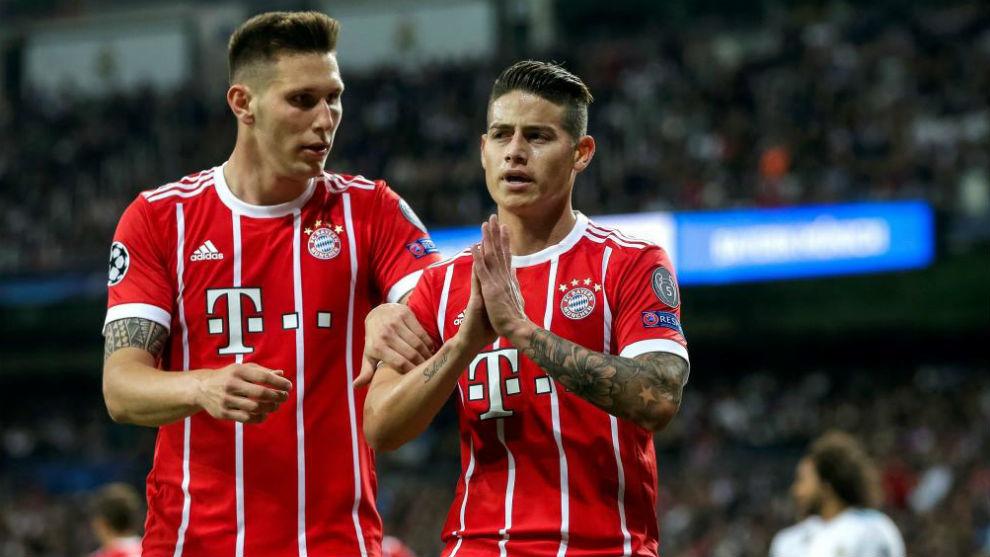 James Rodríguez volvería al Real Madrid y el Bayern ya lo sabe