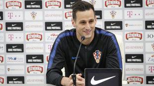 Nikola Kalinic rechazó la medalla de plata del Mundial