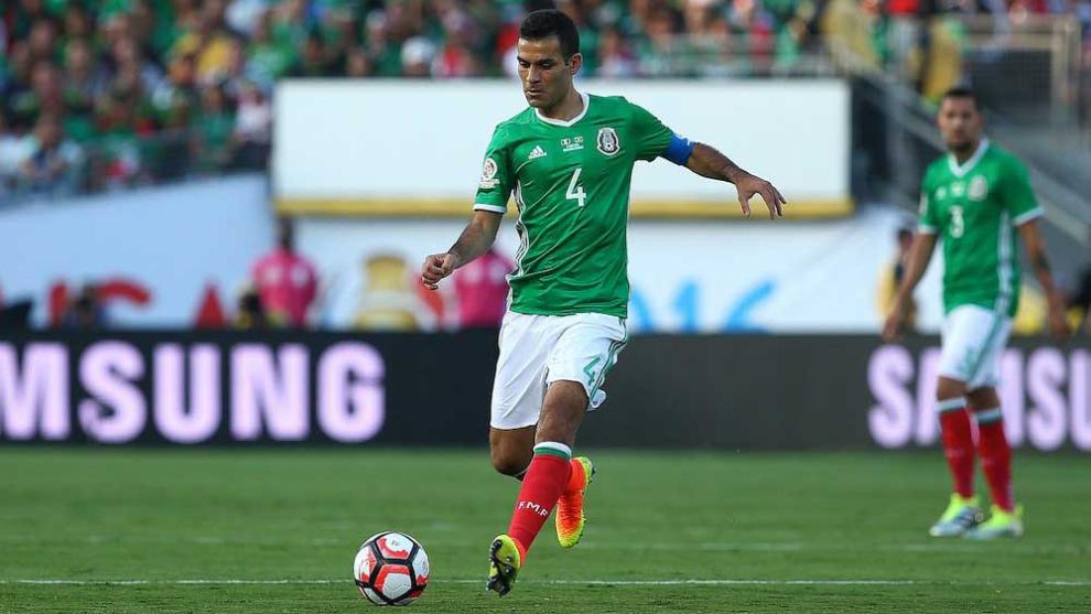 Rafa Márquez le puso un punto final a su larga carrera