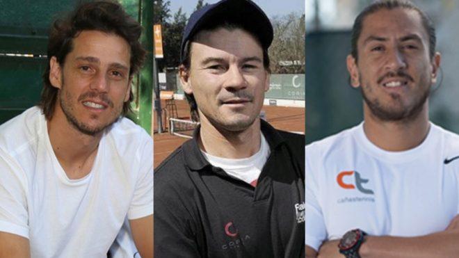 Gaudio, Coria y Cañas, nuevos capitanes de Argentina en Copa Davis