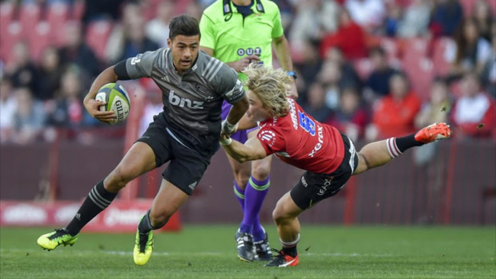 Lions y Crusaders ya disputaron la final del Super Rugby 2017