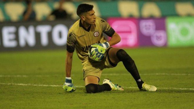 Andrada se despidió de Lanús con triunfo en Copa Argentina