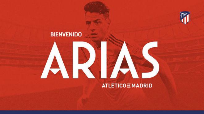 Santiago Arias, nuevo refuerzo del Atlético Madrid