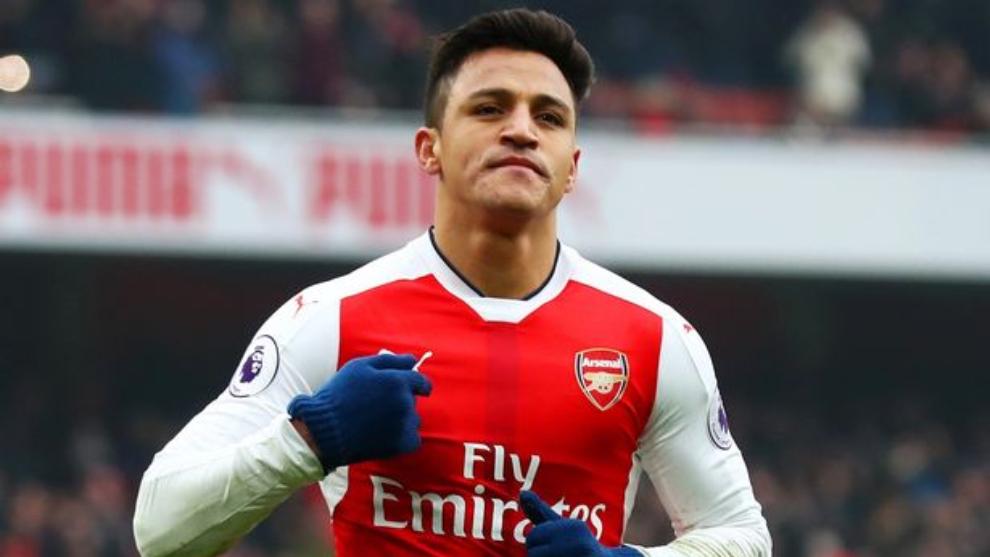 El pase de Alexis Sánchez del Barca al Arsenal fue el más caro de la...