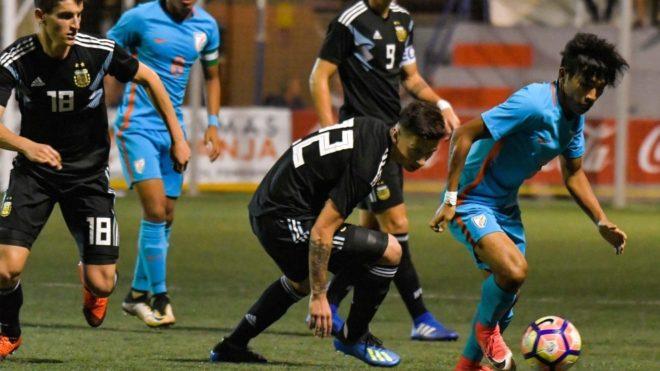Argentina es finalista en el Torneo L'Alcudia