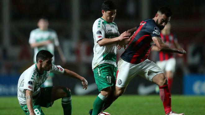 San Lorenzo perdió en los 90 minutos por 2-1 en el Nuevo Gasometro.