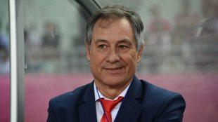 Ariel Holan obtuvo su segundo título internacional con Independiente