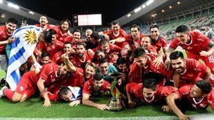 Independiente venció 1-0 a Cerezo Osaka