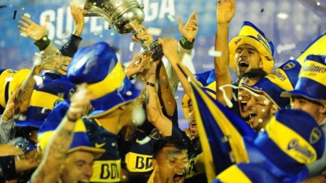 Boca ganó las últimas dos ediciones del torneo de primera división.
