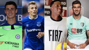 La Premier League realizó una fuerte inversión en la Liga Española