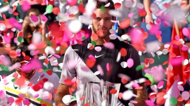 Del Potro, 3º del mundo por primera vez en su carrera