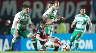 Deportes Temuco había ganado 2-1 en Buenos Aires