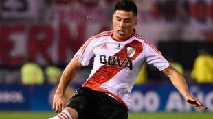 Jorge Moreira no juega en River desde octubre y podría pasar a San...