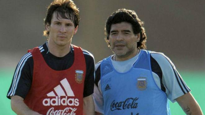 Leo y Diego.