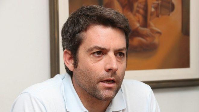 Agustín Calleri, presidente de la Asociación Argentina
