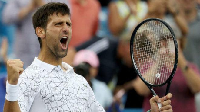 Djokovic le ganó a Federer y completó los nueve Masters 1000