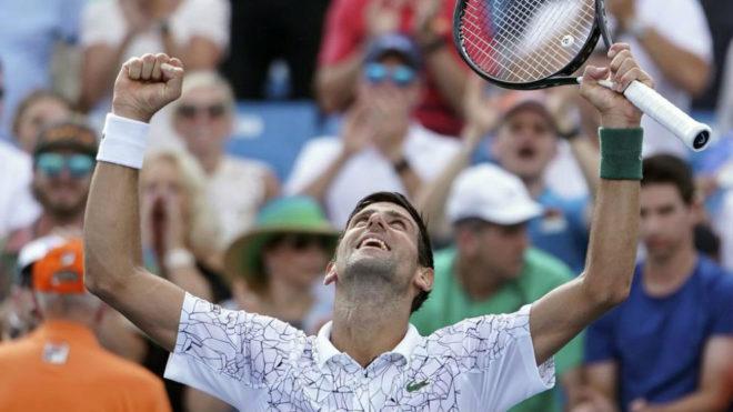 Djokovic hizo historia al ganar todos los Masters 1000