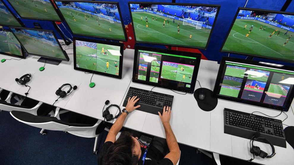 El VAR se implementará en la Copa Sudamericana