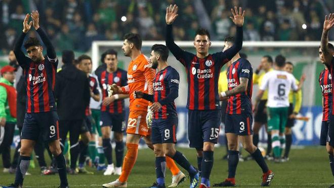 San Lorenzo va por la victoria.
