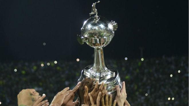 Vibrante semana de Libertadores.