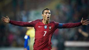 Cristiano pidió no ser convocado en esta Fecha FIFA
