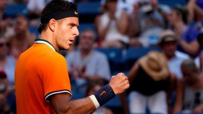 Del Potro intentará meterse entre los ocho mejores del US Open