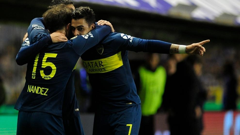 Festeja Boca que volvió al triunfo por el torneo local con un 3-0