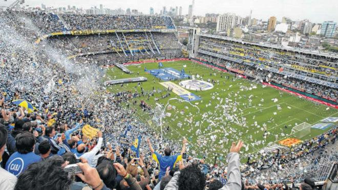 El Superclásico de la sexta fecha se jugará en la Bombonera