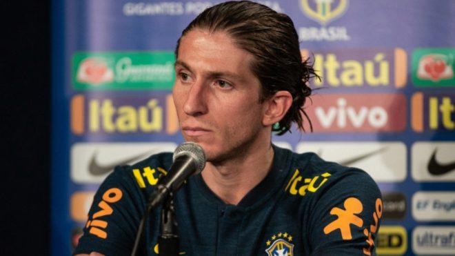 Filipe Luis recordó a Lionel Messi y su ausencia en The Best
