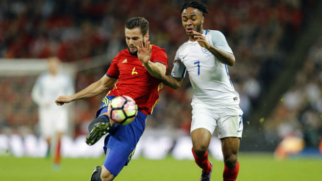 Inglaterra vs España, 15:45 horas por DirecTV Sports