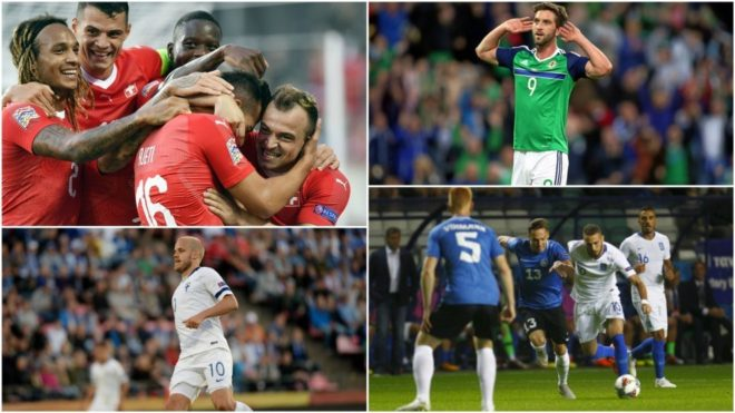 El repaso del día en la UEFA Nations League