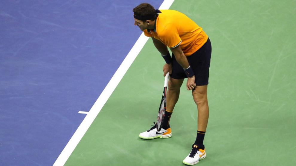 Del Potro será el número 4 del ranking ATP a partir del lunes