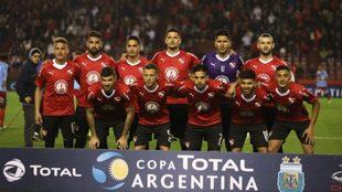 Independiente cayó ante Brown de Adrogué por penales