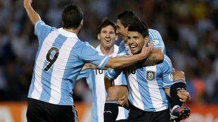 Higuaín, Messi, Aguero y Di María, ¿en jaque?