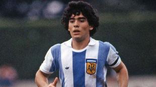 Diego jugó un gran Mundial sub 20