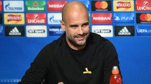 Guardiola expresó su deseo de dirigir una selección en el futuro