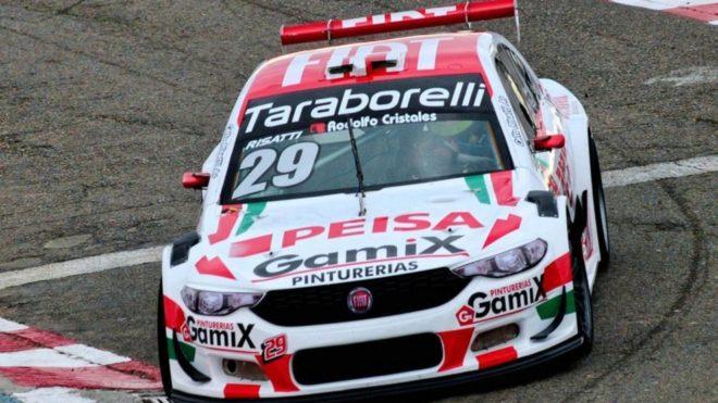 Ricardo Risatti se impuso en una nueva fecha del Top Race